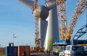 Enercon E-126 7.5MW wind turbine